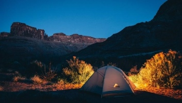 5 MOST ROMANTIC CAMPING DESTINATIONS IN CALIFORNIA