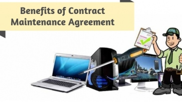 Benefits of Contract Maintenance Agreement