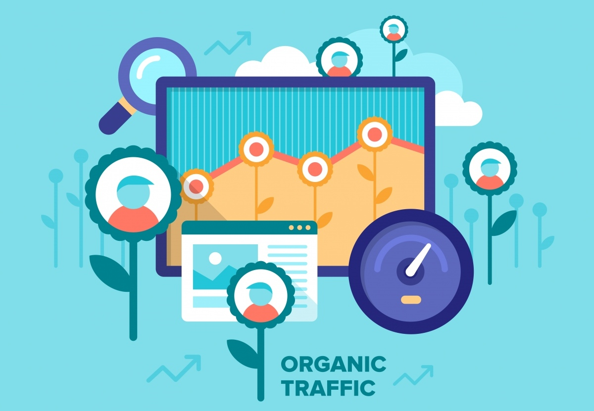 The Landscape Of Organic and Paid Search