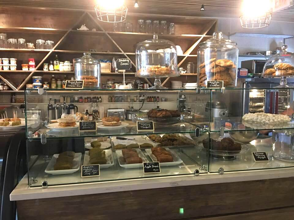Caffeinated Bakery